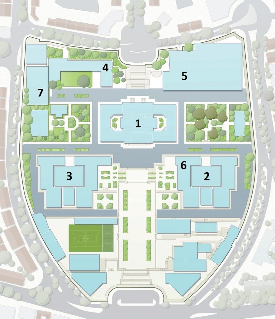 Bibliotecas – Campus Alameda